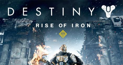 Destiny: Rise of Iron news