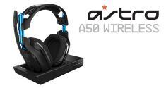 ASTRO A50 Wireless news 2016