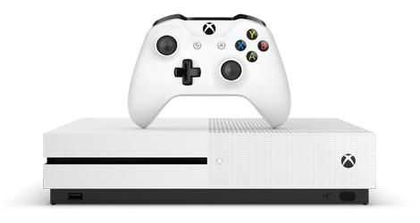 Xbox One S news 4K UHD Bluray