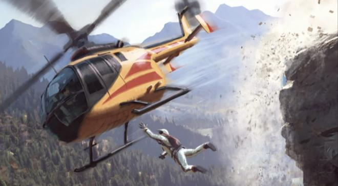 Criterion Extreme Sports Game Cancelled