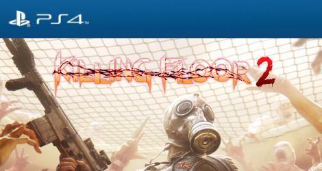 Killing Floor 2 PS4 news