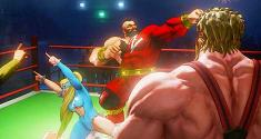 Street Fighter V news Mika Zangief Alex A Shadow Falls Cinematic Story