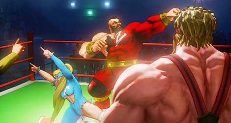 Street Fighter V – A Shadow Falls' Is Something Every 'Street
