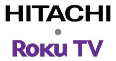 Hitachi roku tv