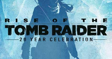 Rise Of The Tomb Raider 20 Year Celebration Hits The Ps4