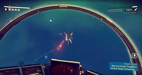 No Man's Sky Combat News