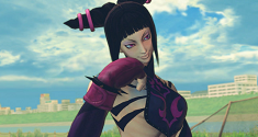 Street Fighter V Juri
