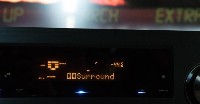 Pioneer ELITE SC-97 Dolby Surround