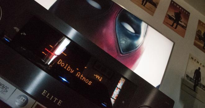 Pioneer ELITE SC-97 Dolby Atmos