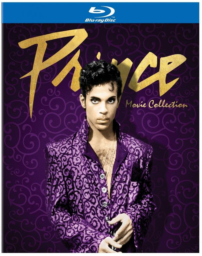 Prince: Movie Collection Blu-ray Review | High Def Digest