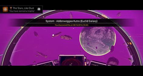 No Man's Sky discovery news