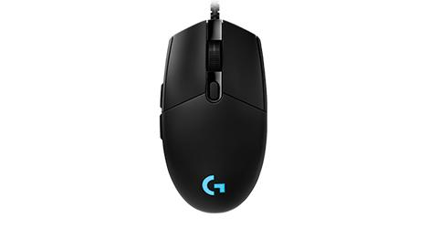 Logitech Pro Gaming Mouse news