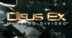 Deus Ex Mankind Divided launch news