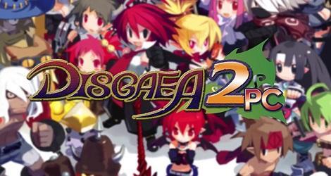 Disgaea 2 PC News
