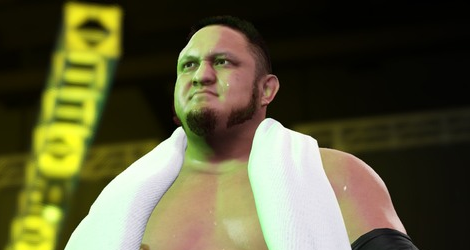 New 'WWE 2K17' Wrestlers Revealed Including Samoa Joe