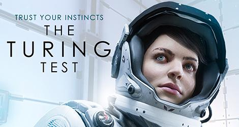 The Turing Test news