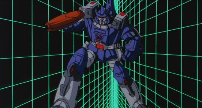 Transformers The Movie - Galvatron