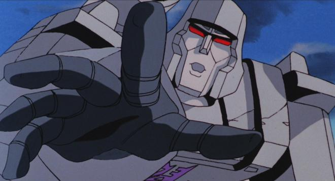 Transformers The Movie - Megatron