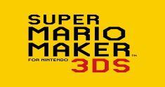 Super Mario Maker 3DS News