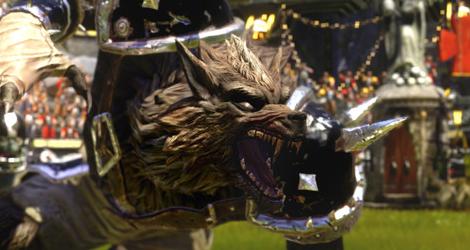 'Blood Bowl 2's Necromantic Team DLC Out Today, Features Werewolves