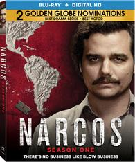Narcos: Season One Blu-ray Review | High Def Digest