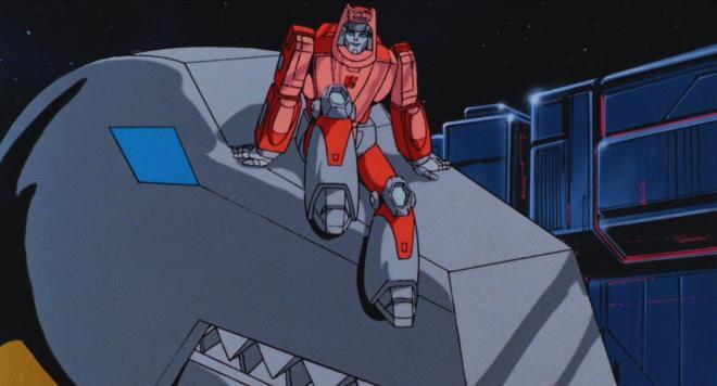 Transformers The Movie – Wheelie & Grimlock