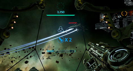 First-Person Arcade Shooter 'Gunjack' is a PlayStation VR Launch Title