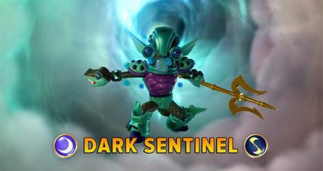 Skylanders Imaginators Dark Sentinel news preview