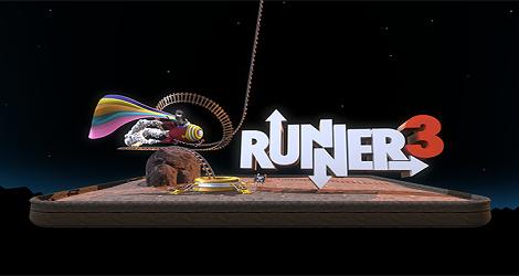 Runner 3 News