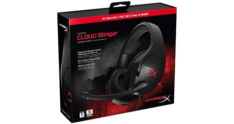 HyperX Cloud Stinger Gaming Headset news