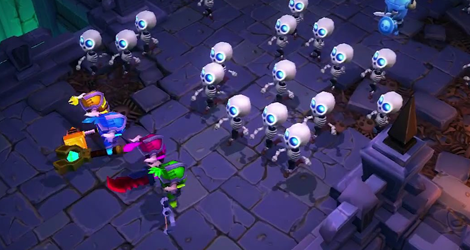 'Super Dungeon Bros' Gets Free 'Broette' DLC