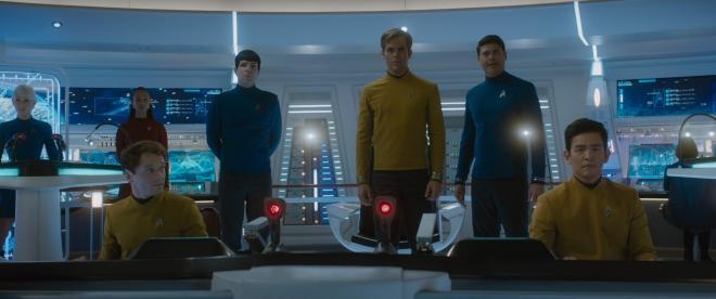 Star Trek Beyond – Command Crew