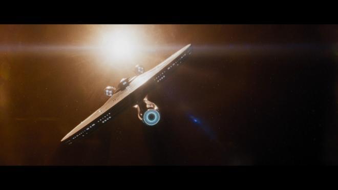 Star Trek Beyond – USS Enterprise Screenshot