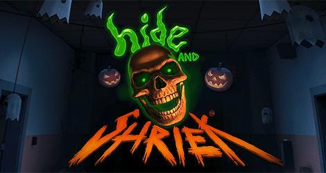Hide and Shriek news
