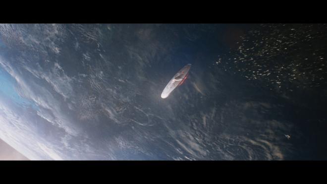 Star Trek Beyond – USS Enterprise Saucer Screenshot