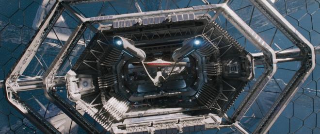 Star Trek Beyond – USS Enterprise at Starbase Yorktown