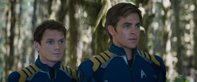 Star Trek Beyond – Kirk & Chekov