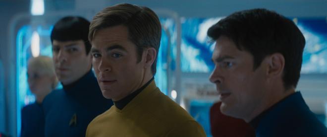 Star Trek Beyond - Spock, Kirk & McCoy