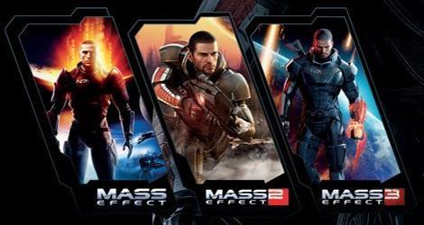Mass Effect Trilogy 1 2 3 news