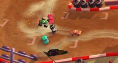 'Rock 'N Racing Off Road DX' Brings Top-Down Racing to PS4 Tomorrow