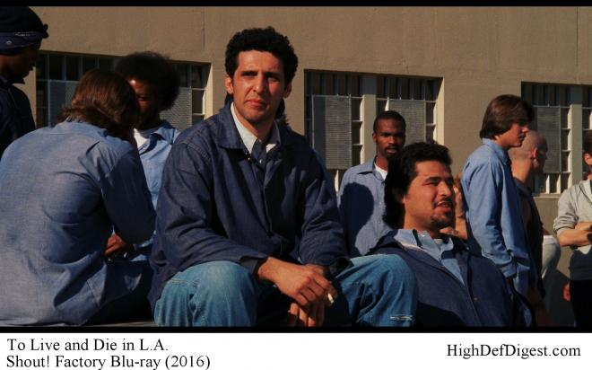 To Live and Die in L.A. - John Turturro Shout! Factory