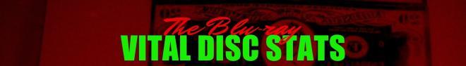 The Blu-ray: Vital Disc Stats