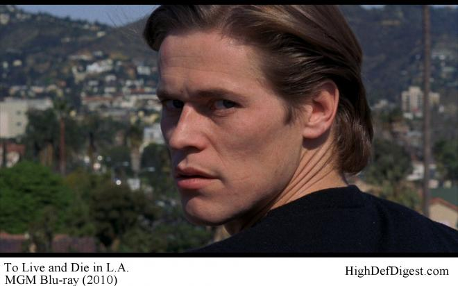To Live and Die in L.A. - Willem Dafoe MGM