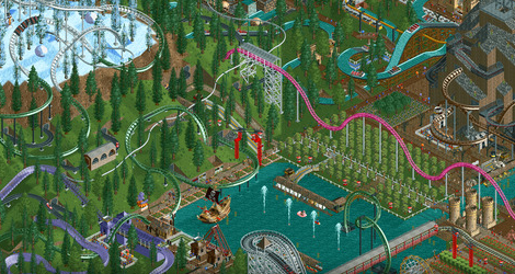 RollerCoaster Tycoon Classic Releases on Mobile Today