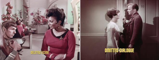 Star Trek Roddenberry Vault - Deleted Footage