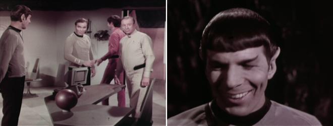 Star Trek Roddenberry Vault - Goofing Around
