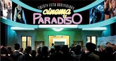 arrow cinema paradiso news