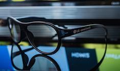 LG E6 OLED TV 3D Glasses