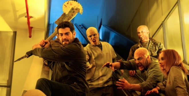 Dead Rising Endgame Blu Ray Review High Def Digest