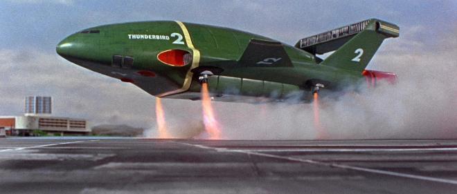Thunderbirds Are Go - Thunderbird 2